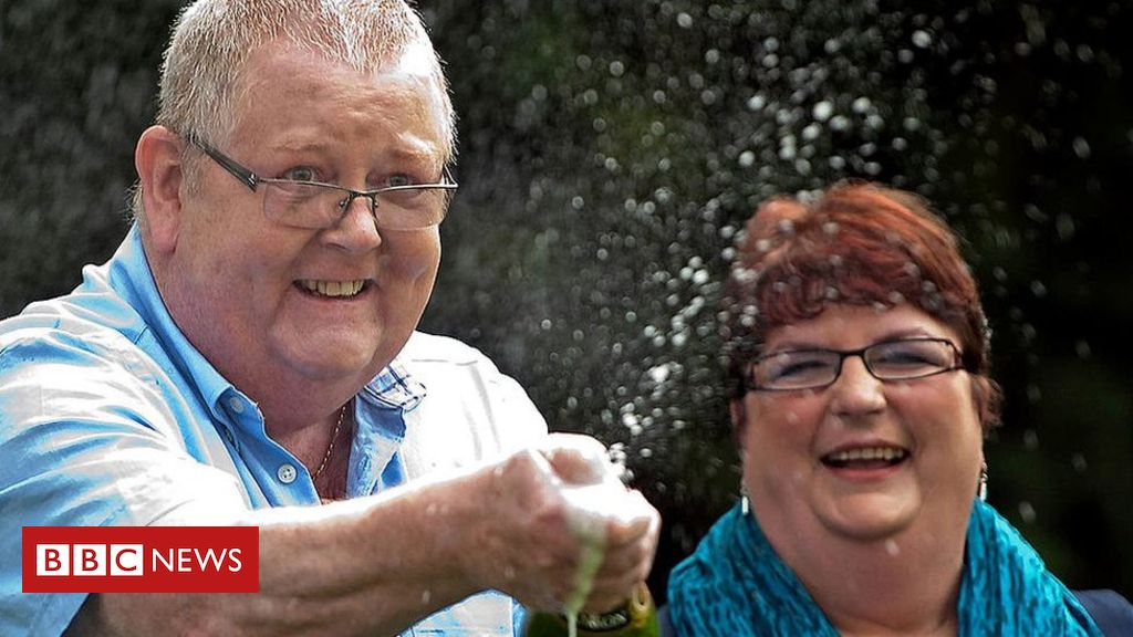 Colin Weir: £161m Euromillions winner dies aged 71
