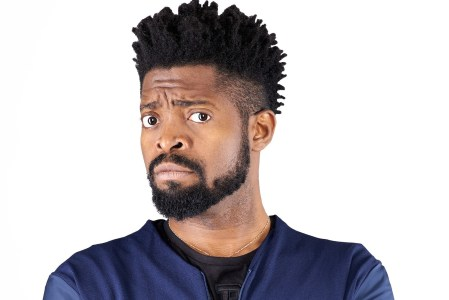Comedian Basketmouth Breaks Silence After EU's Disqualification Over His R a p e Joke