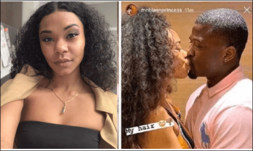 Crazy!! Daughter Marries Her Own Father, Says He Is Her Soulmate (Photos)
