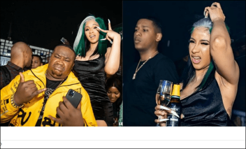 Cubana Chief Priest Finally Reveals The Mixture In The Nigerian Beer Cardi B Had That Knocked Her Off