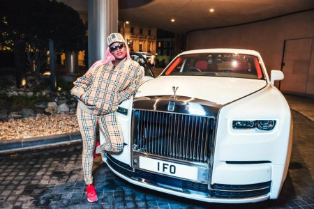 DJ Cuppy Buys Rolls Royce Phantom Worth £550k As Christmas Gift For Her Billionaire Dad, Femi Otedola