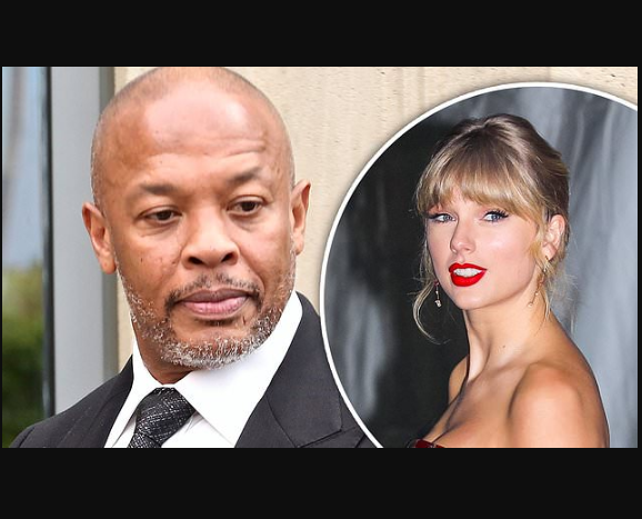 Dr. Dre beats Taylor Swift to top the list of music earners of the decade