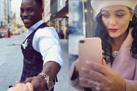 Ex-BBNaija Housemate, Bassey Marries American Lady