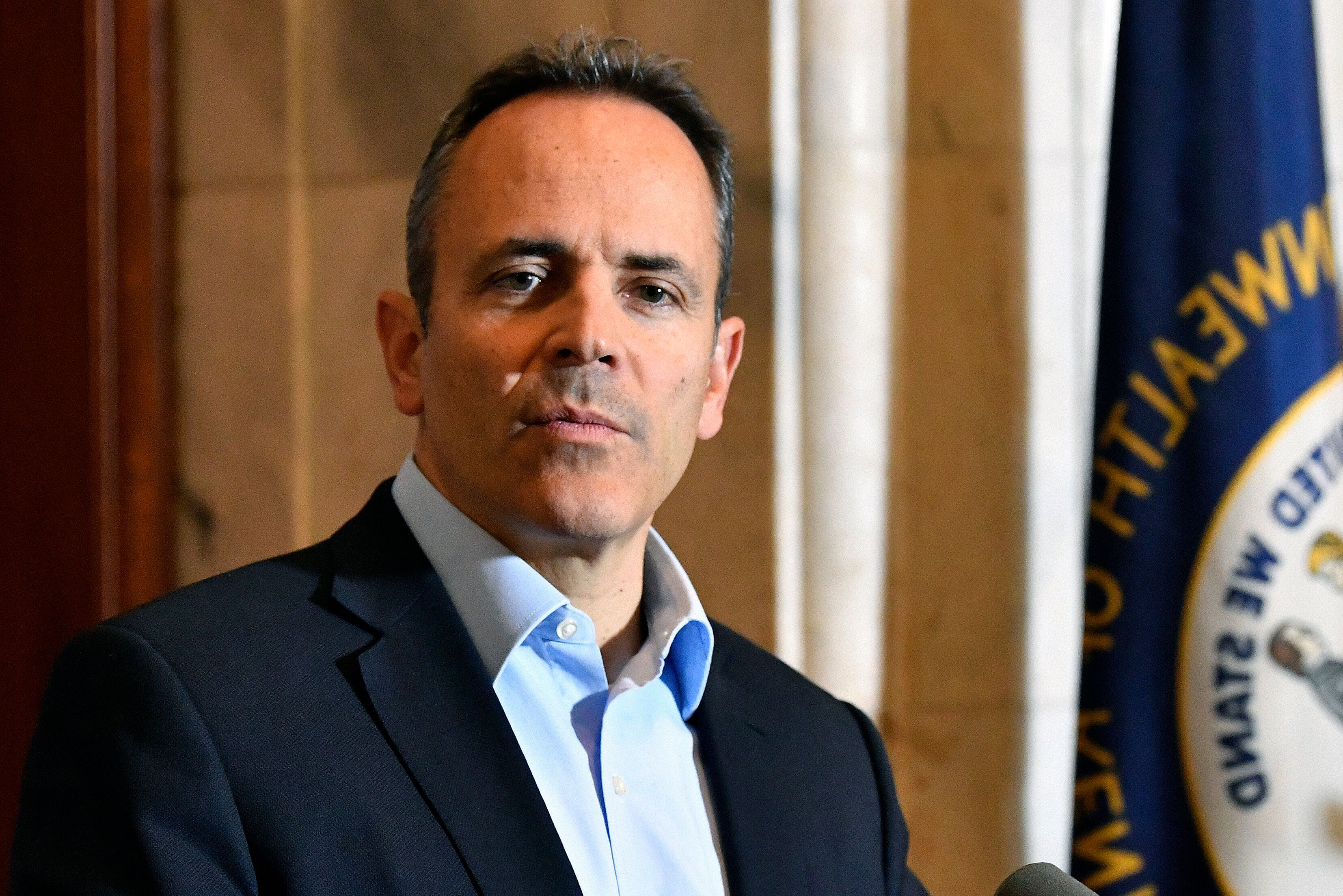 FBI Probing Ex-Kentucky Gov. Matt Bevin's Controversial Flood Of Pardons: Report