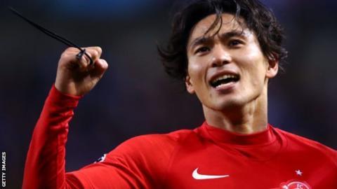 Football News Liverpool's new signing Takumi Minamino