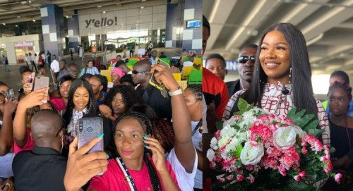 "Ghana Is Far Better Than Nigeria"" – BBNaija's Tacha Declares In New Video As She Tours Ghana"