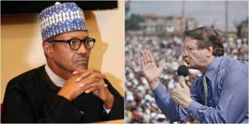 His Death Is A Loss To Nigeria, Africa – Buhari Reats To Evangelist Bonnke's Death