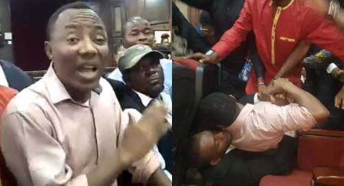 How DSS Tried To Shoot Me In The Judge's Presence – Sowore (Watch Video)