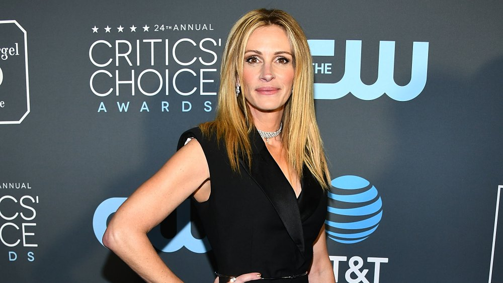 Julia Roberts has made some controversial decisions