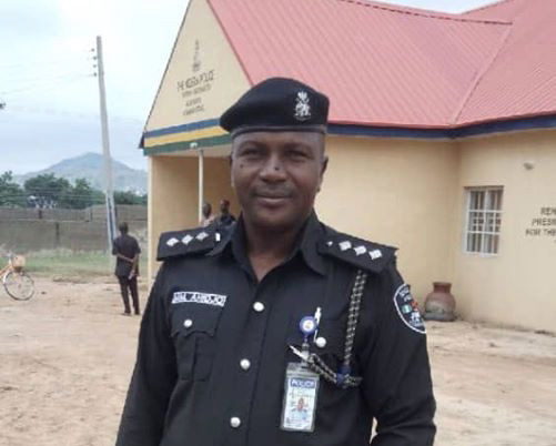 Kidnapped Adamawa Police DPO regains freedom