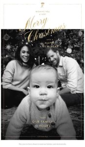 Meet the 'Morning Show' Actress Who Took Meghan and Harry's Christmas Card