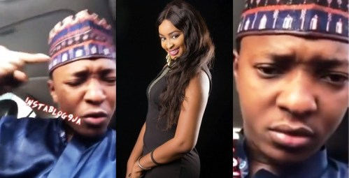 Muslim Man Threatens To Kill Actress Etinosa If She Uses Quran As Ashtray (Video)