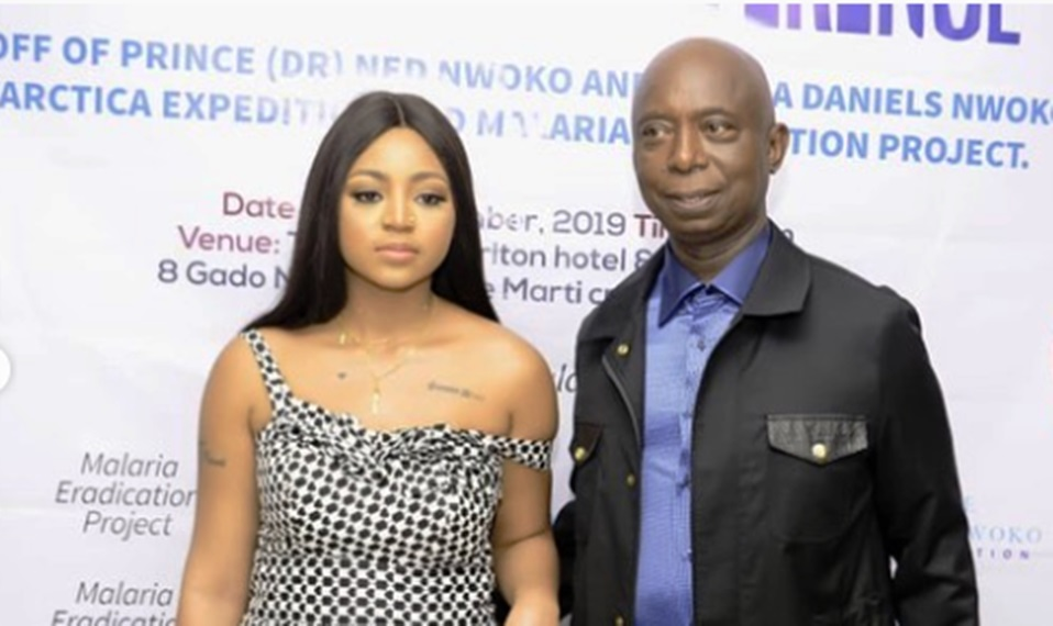 Regina Daniels Spotted With Baby Bump In A New Video