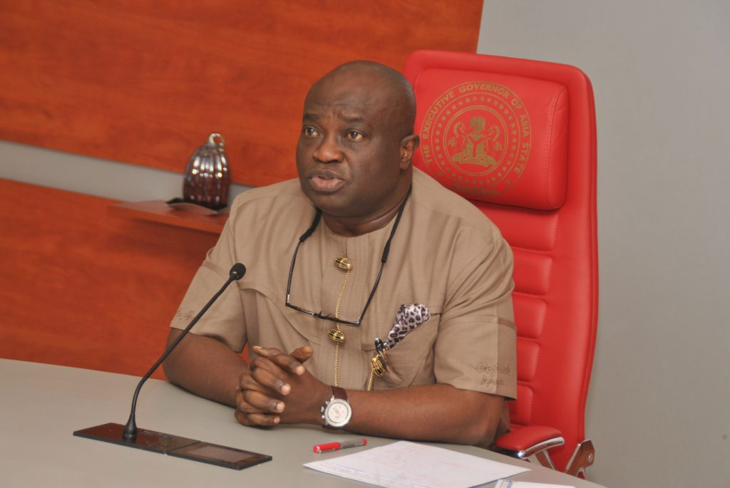 Nigeria news : Abia Ikpeazu inaugurates minimum wage committee, restates commitment to pay