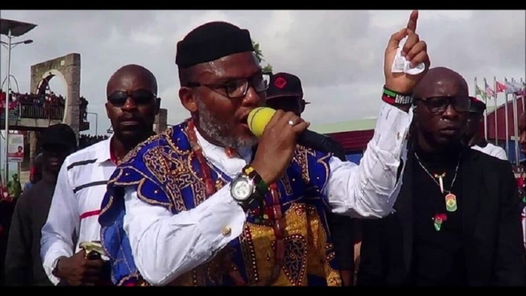 Nigeria news : Dasuki, Sowore, Nnamdi Kanu names four senators that made Buhari released ex-NSA, activist