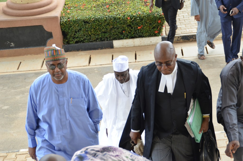 Nigeria news : Dasuki's lawyer reacts as Buhari govt orders release of former NSA