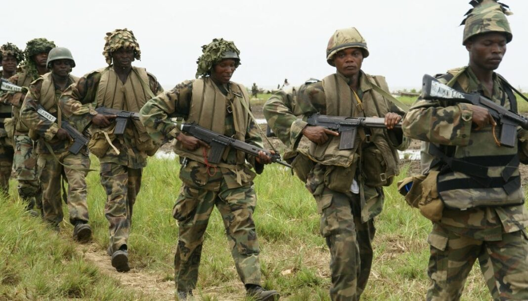 Nigeria news : Disregard 'fake news' about situation in North East – GOC tells soldiers