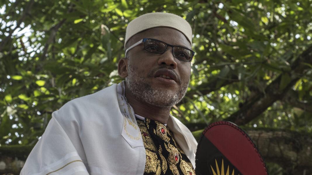 Nigeria news : FG's continued intimidation cannot deter Biafra republic-Nnamdi Kanu