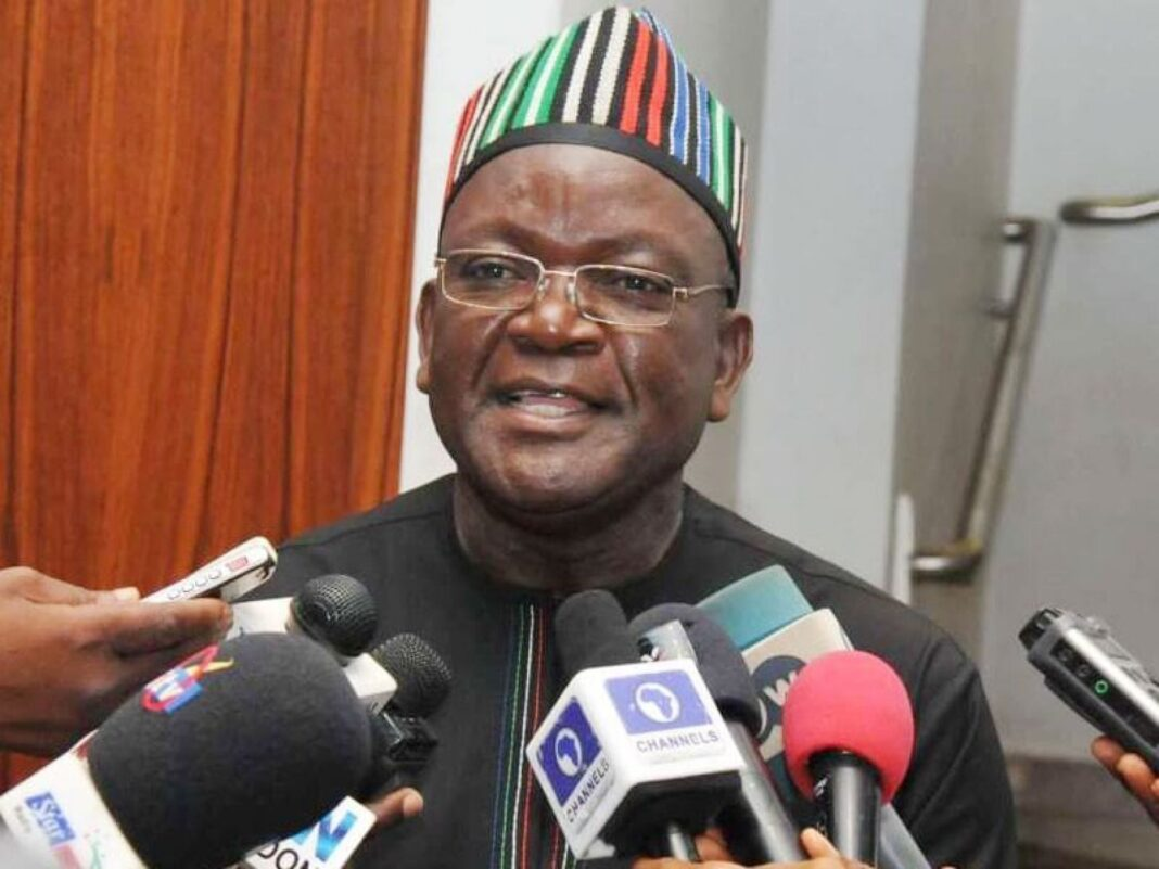 Nigeria news : Gov. Ortom cries out as Buhari govt moves to withdraw military from fighting herdsmen, others