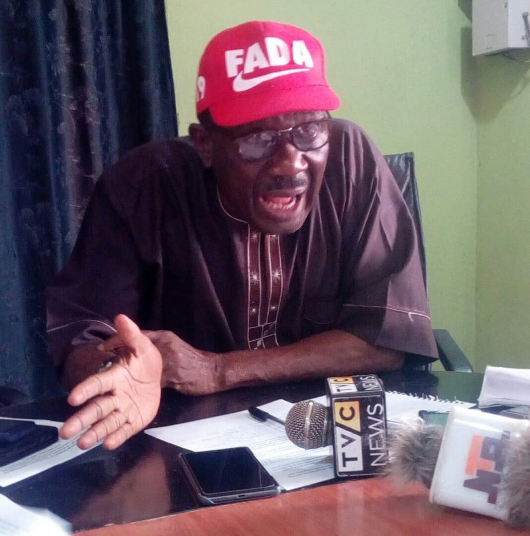 Nigeria news : Media, not judiciary remains last hope of common man – Sen. Fadahunsi