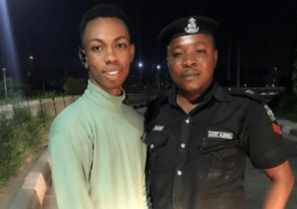 """Nigerian Police Officers Are Now Having Sense"" – Cross-Dresser, James Brown Says"