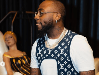 OBO! Davido Bags Chieftaincy Title In Ibusa, Delta State (Watch Video)