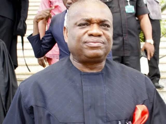 Orji Uzor Kalu to spend Christmas in prison as court rejects his bail application