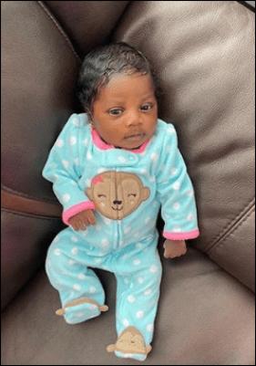 Popular Police P.R.O, Dolapo Badmus Welcomes A Baby Girl