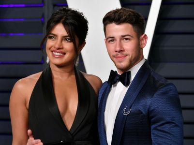 Priyanka Chopra And Nick Jonas Celebrates Their First Wedding Anniversary (See photos)