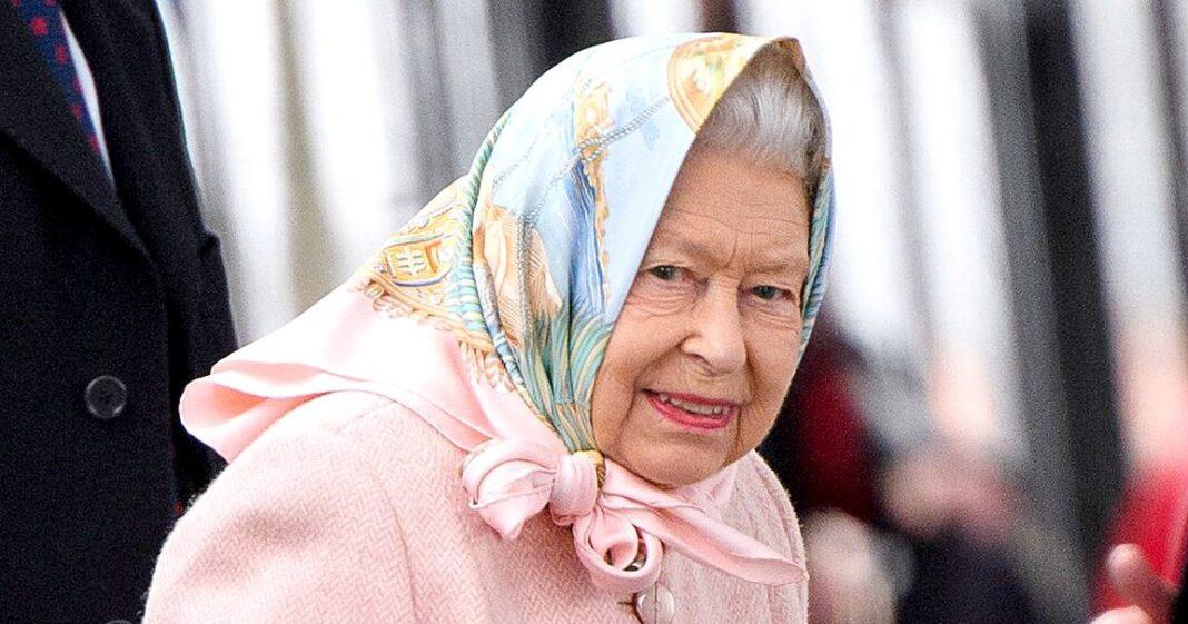 Queen Elizabeth II Takes the Train to Sandringham Amid Philip Hospitalization