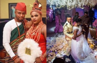 Sad! Nigerian Soldier Dies In An Auto Accident, 2 Weeks After His Wedding