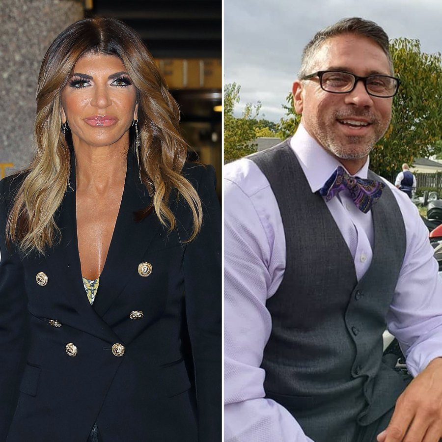 Teresa Giudice Shares Quote About Change After Cozying Up to Ex
