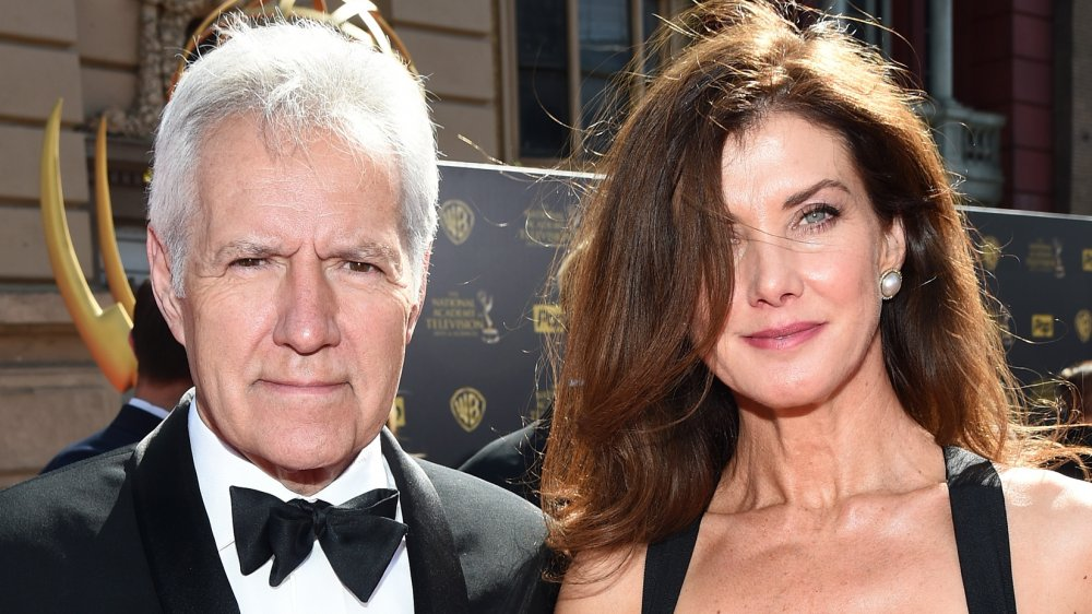 The truth about Alex Trebek wife