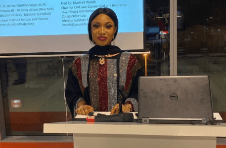 Tonto Dikeh Busted For Sharing Photos From An Audio Conference In Dubai
