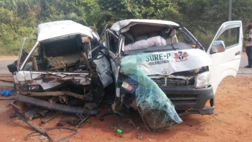 Tragedy: 5 Killed, 9 Injured In Accident On Lagos-ibadan Expressway