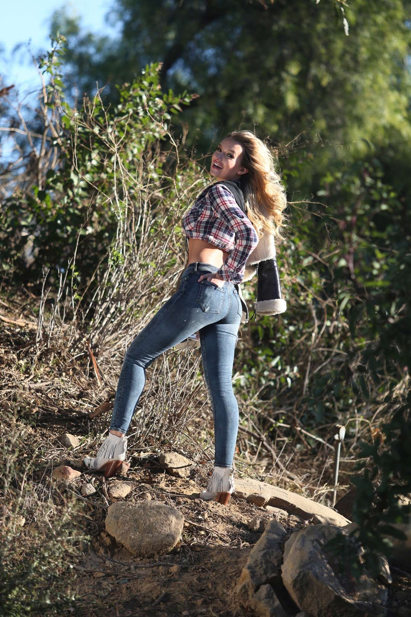 Trista Mikail – 138 Water Photoshoot in Bel-Air
