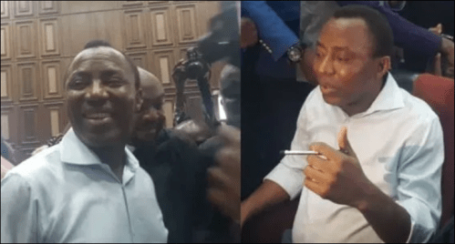 Update: Court Fines DSS N100k For 'Illegally Detaining' Sowore