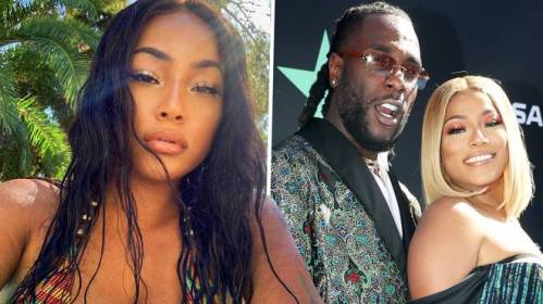 """""""We F*ckd Last Night"""" -Stefflon Don Replies Fans Who Asked If She And Burna Boy Are Still Together"""