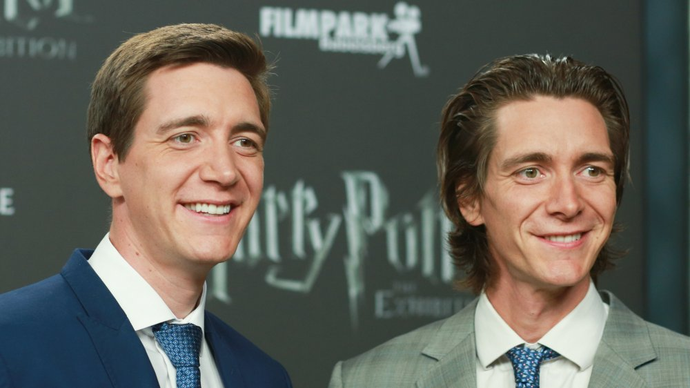 Why James and Oliver Phelps' careers were never the same after Harry Potter