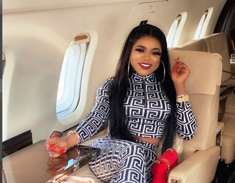 'You Can Never See Me Hanging Out With Broke Ladies' – Bobrisky