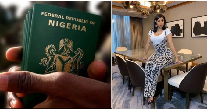 President Buhari's Aide Reacts As Cardi B 'Files For Nigerian Citizenship'