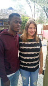 """""""Our Women No Sabi Wetin Be True Love"""" – Young Nigerian Man Set To Wed His American Lover Says"""