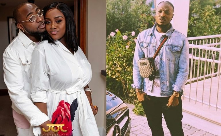 Davido Reply To Reports That He Is Not Ifeanyi's Biological Father