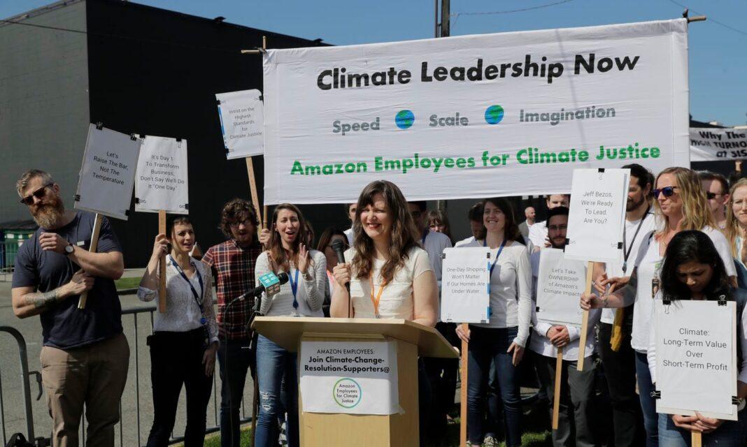 Amazon threatens to terminate critics who are outspoken on its environmental policies