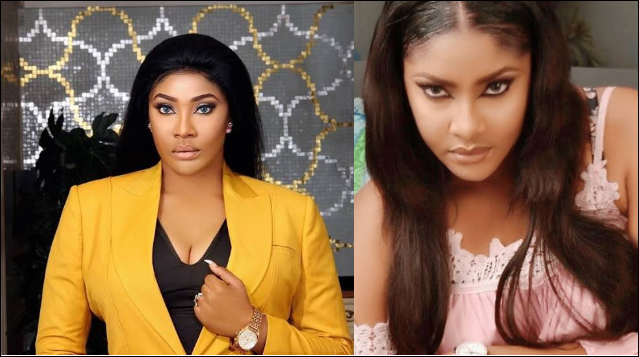 Actress Angela Okorie Said She Was Created On The Day God Rested