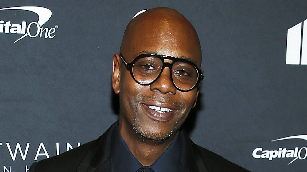 Chappelle sets internet ablaze with his presidential endorsement