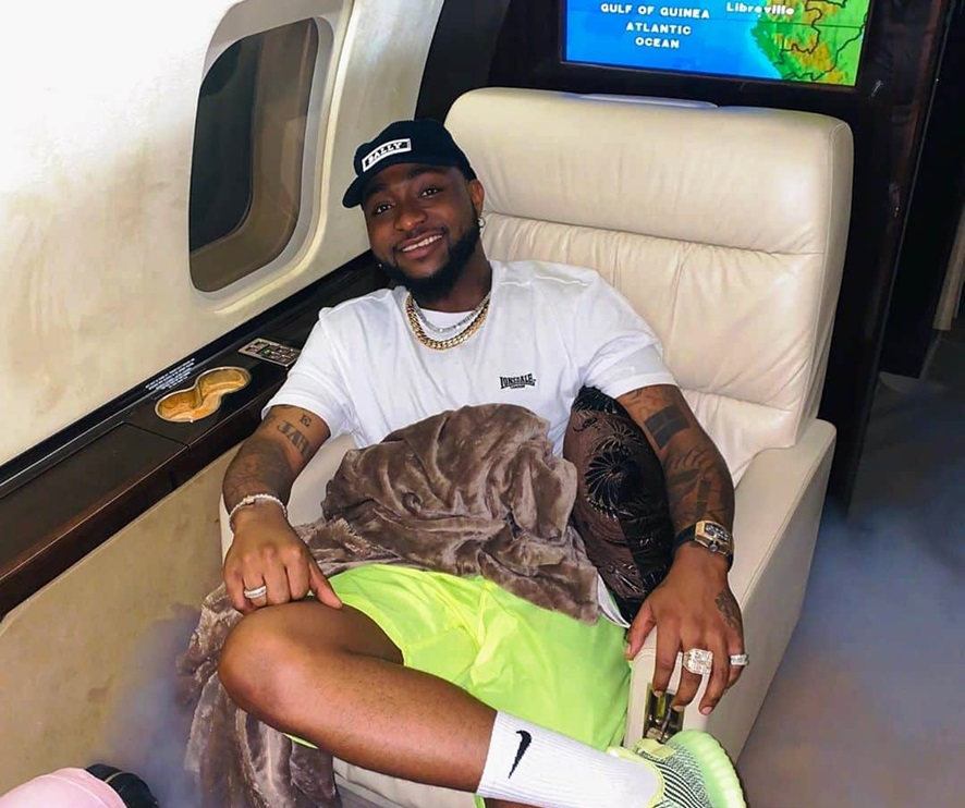 Davido Shares his Plan he Says He will Buy New Cars, Houses And Jets for 2020