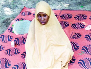 Shes a mother - Journalist with known access to Boko Haram, Ahmed Salkida confirms Leah Sharibu gave birth to a baby lindaikejisblog