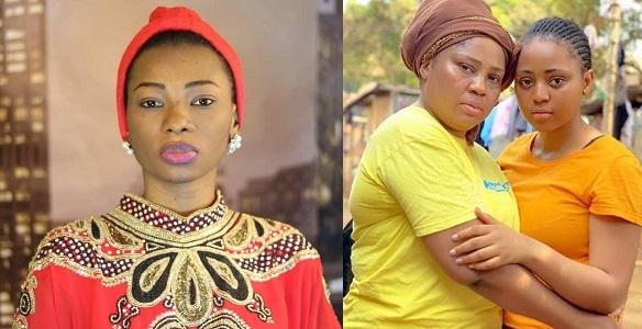 S-e-x Therapist Jaruma Gives Regina Daniels Mother one Million naira