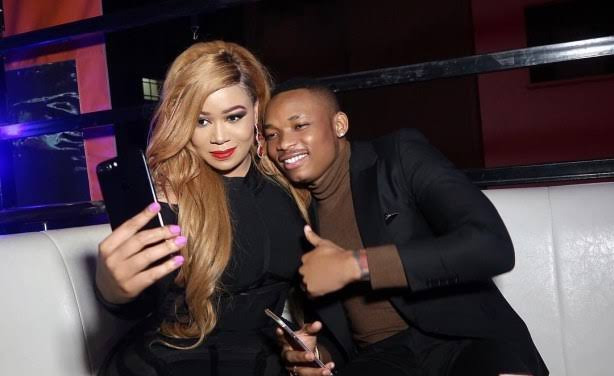 I wasn't interested in Vera Sidika from the onset - Otile Brown said